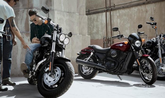 Harley-Davidson Street 500 - байк для новичков и ценителей стиля.