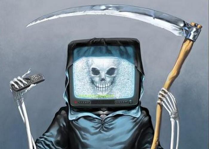 Телевидение приводит к ранней смерти.