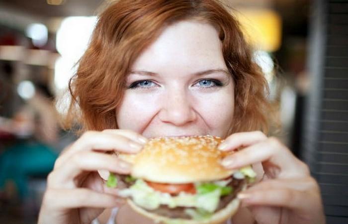 Фаст-фуд: синдром поликистоза яичников и диабет 2 типа.