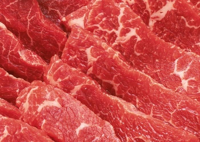 Неожиданно полезно: красное мясо.