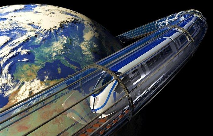 Hyperloop.