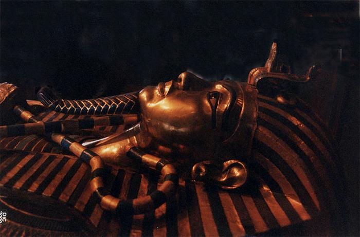 Египетские проклятия.