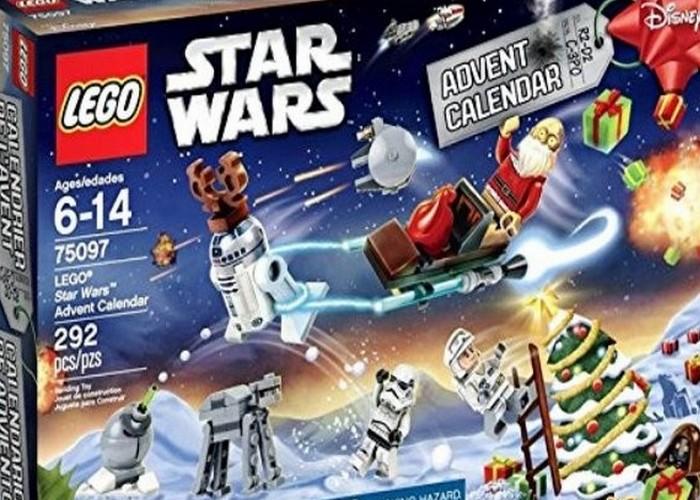 LEGO Star Wars.