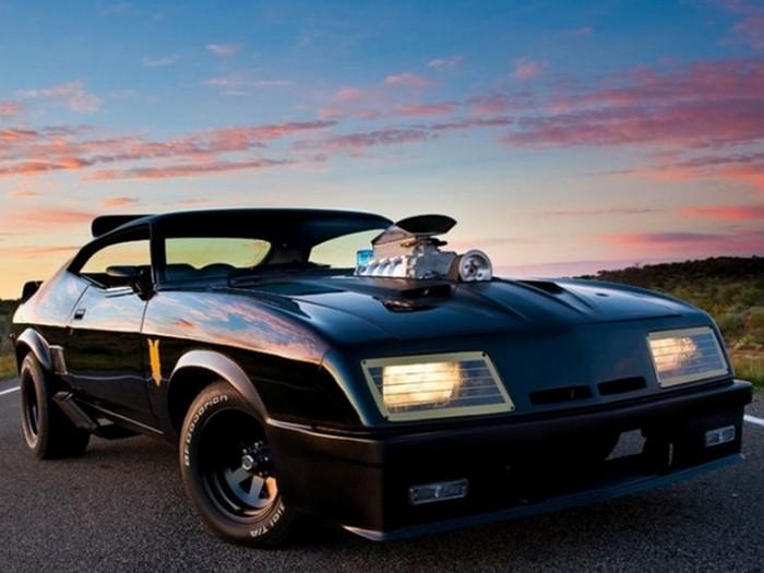GT XB Ford Falcon.