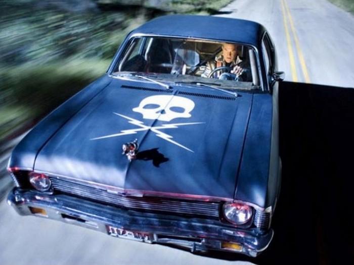 Chevy Nova.