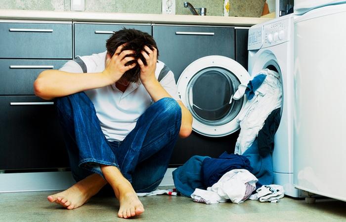 Это важно: стирать белье в ночное время.