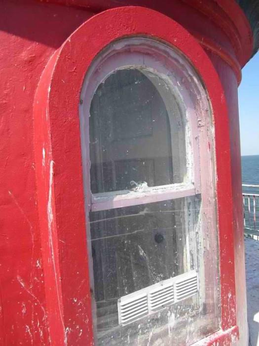 Окно маяка.