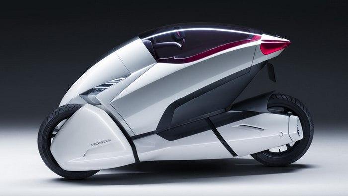 3R-C –  электрическое транспортное средство.
