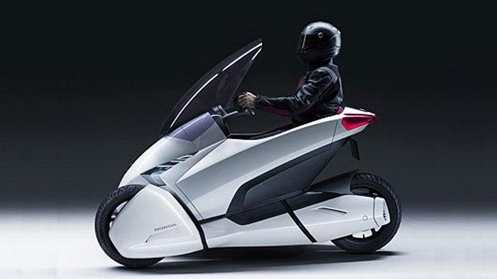 Honda 3R-C.