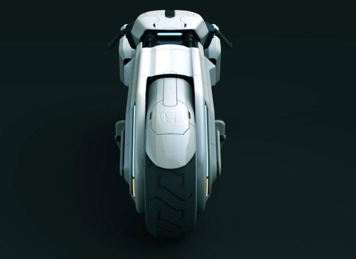 Байкерский чоппер Chopper Concept.