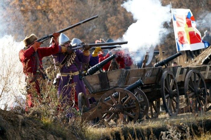 Пехота получила распространение в Европе благодаря развитию огнестрельного оружия. |Фото: typical-moscow.ru.