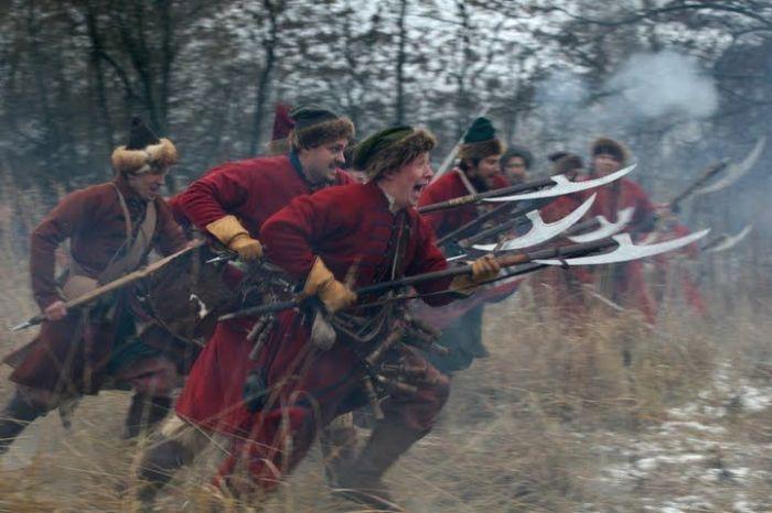 У первых стрельцов бердышей не было. |Фото: fligel-rota.ru.