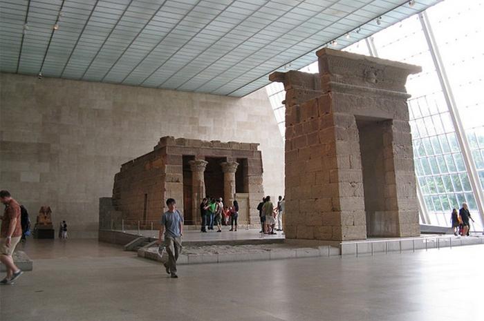 Храм Дендур.