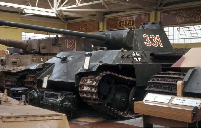 Сделать новый танк во время войны - крайне рисковый шаг. |Фото: uludagsozluk.com.
