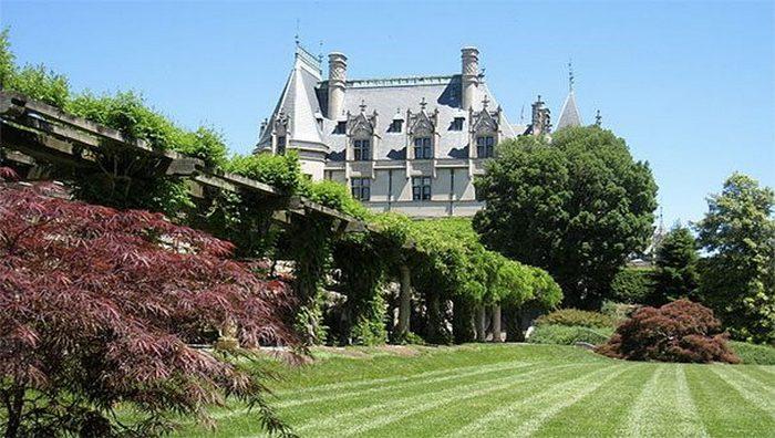 Частное владение «Biltmore Estate».