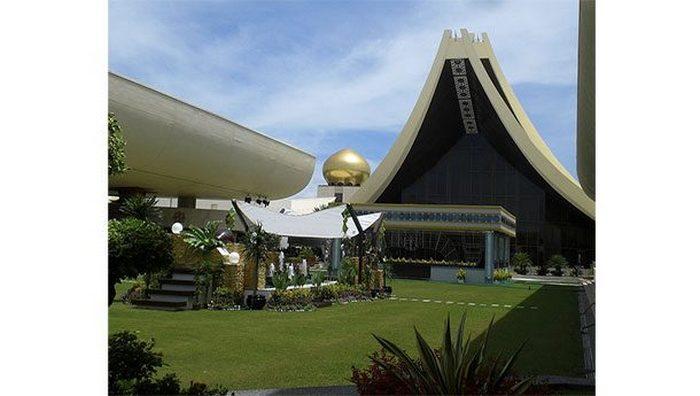 Частное владение «Istana Nurul Iman».