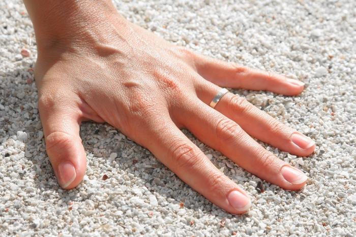 Невероятный факт: пропорция указательного и безымянного пальцев - признак здоровья.