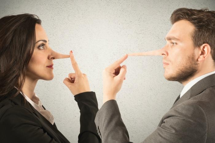 Невероятный факт: длинный нос - признак бизнесмена.