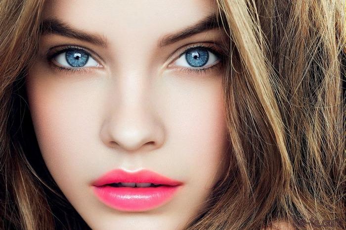 Невероятный факт: голубые глаза - признак стратегического мышления.
