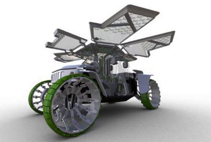 HUMMER O2 - эко-внедорожник от General Motors.