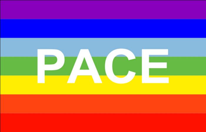 Bandiera della Pace.