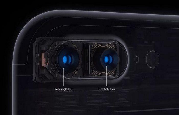 IPhone 8 - это две камеры.