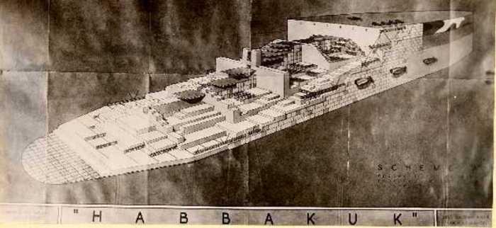 Проект Аввакум. Рисунок разработчиков проекта.
