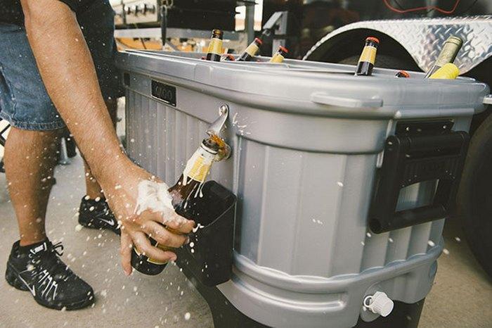 Igloo Party Bar: всё продумано.