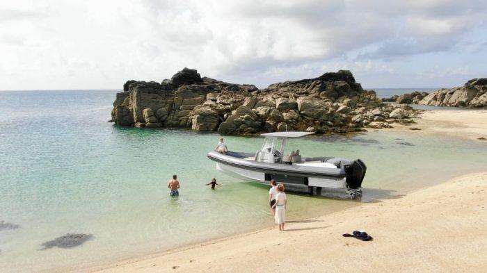 Расширяет привычные возможности. ¦Фото: iguana-yachts.com.