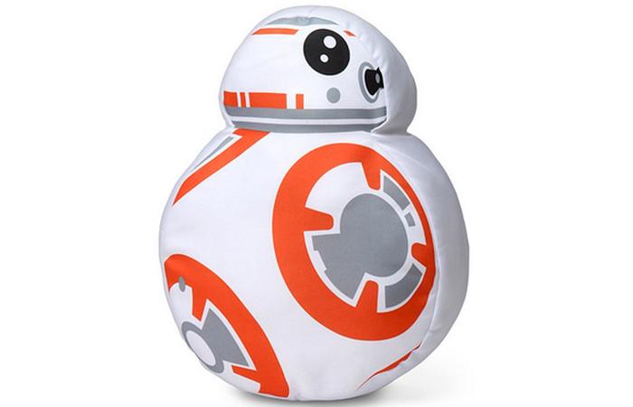 Дроид из новой части Звездных войн BB-8.