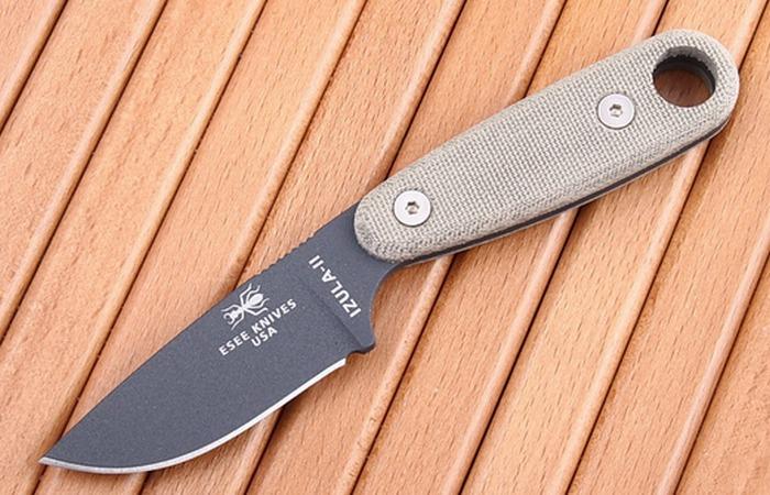 Нож ESEE Black Izula II.