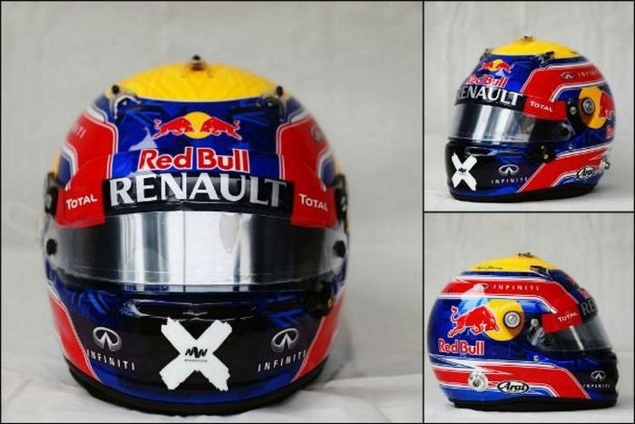 Гоночные шлемы.