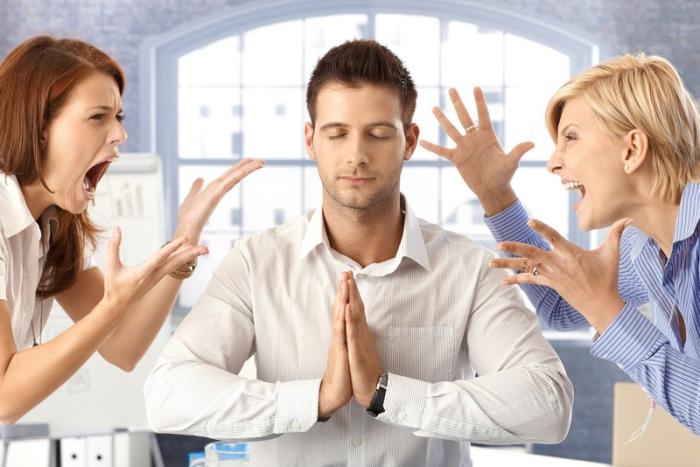 Как сохранить душевное равновесие и хорошее настроение на работе.