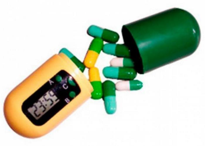 Невероятный гаджет: умный кейс для таблеток ELLIGRED.