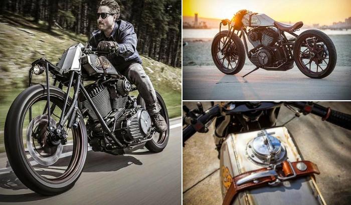 Кастомайзинг мотоциклов: старый дизайн на новый лад.