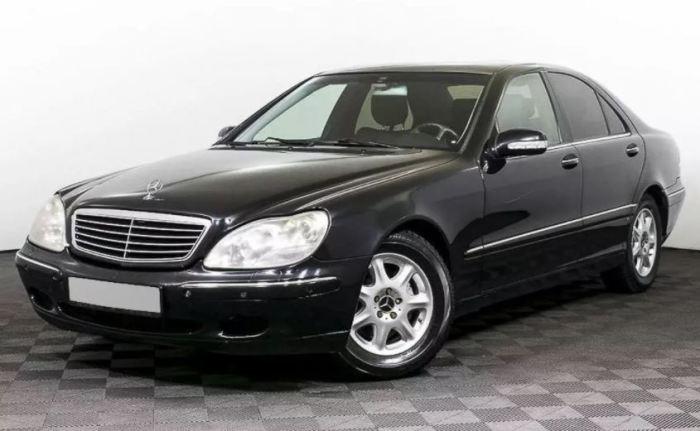 Не такой проблемый Mercedes-Benz S600, как некоторые говорят.