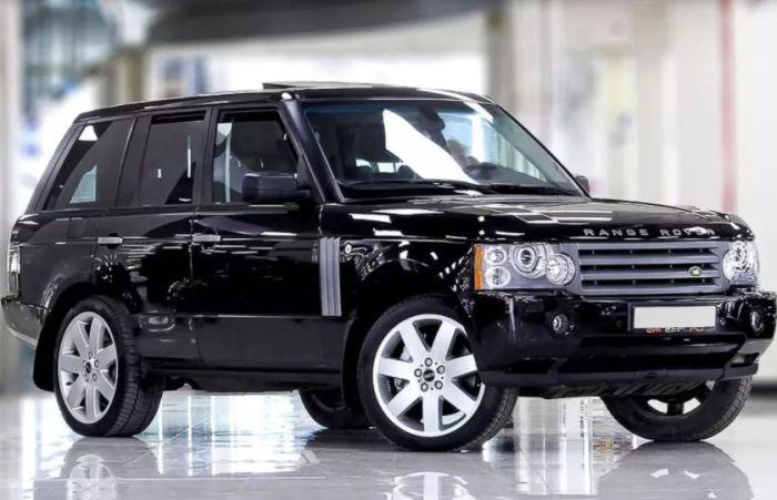 Кто бы мог подумать такое, про Range Rover.