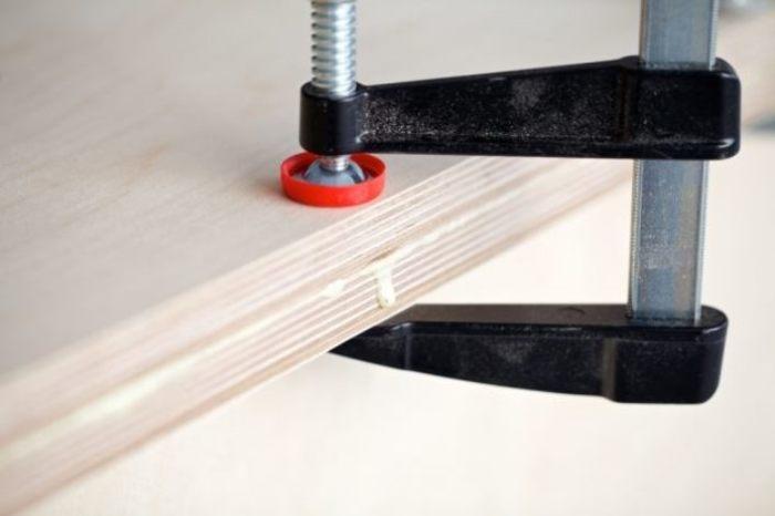 Очень полезный инструмент плотника.