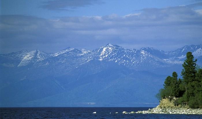 Интересный факт о Земле: 1/5 пресной воды - Байкал.