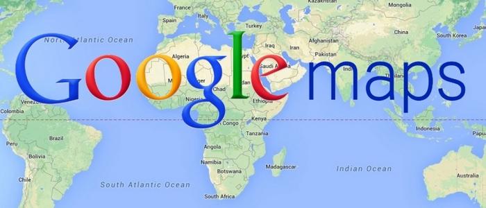 Google - это трафик на Google Maps.