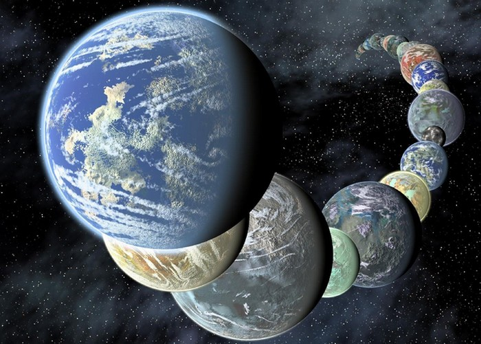 Планеты-изгои.