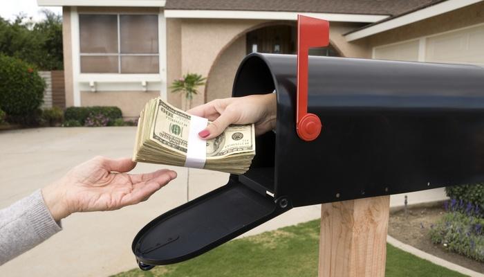 Необходимо избегать доставки в почтовый ящик.