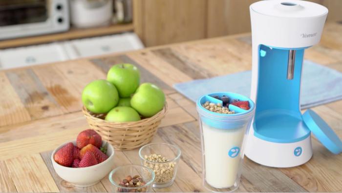 Принесет йогурт в каждый дом.