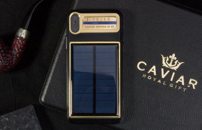Эксклюзивный  iPhone от российских мастеров.