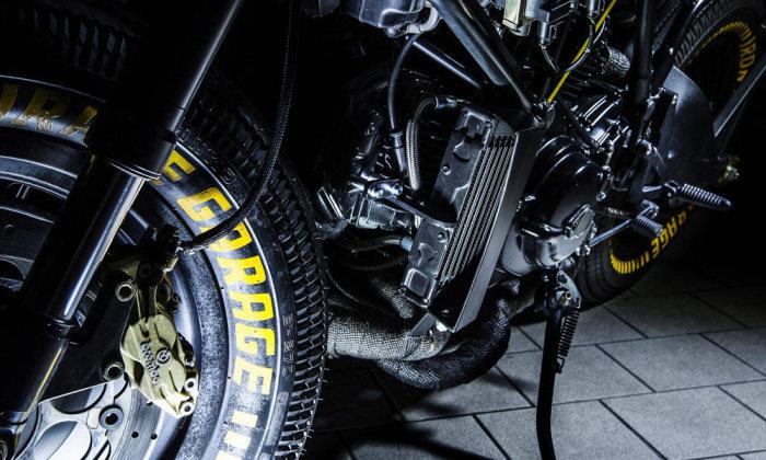 Ducati 750 SS Kraken - настоящий эксклюзив.