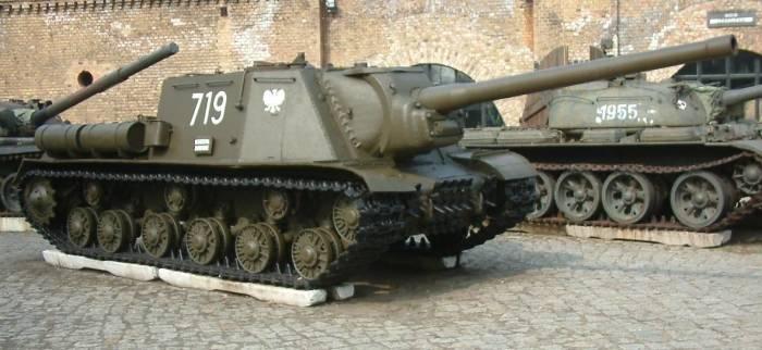 Позже попали на вооружение Польши и Чехии. |Фото: shooter.com.ua.