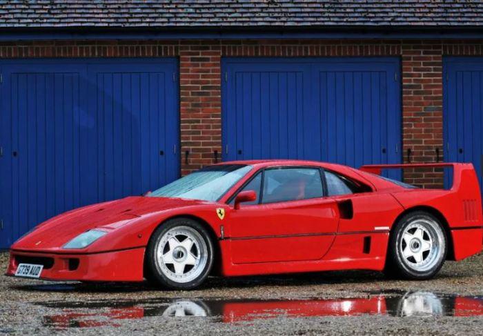 Есть ли автомобиль желанее Ferrari F40?