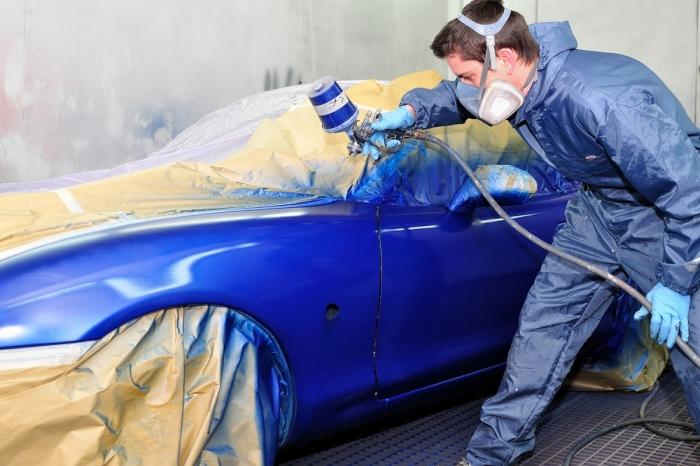 Цинк без краски бесполезен. |Фото: carservice.by.