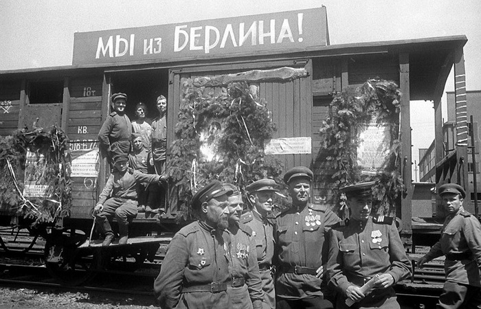 «Что с бою взято»: какие трофеи привозили домой бойцы красной армии из Германии