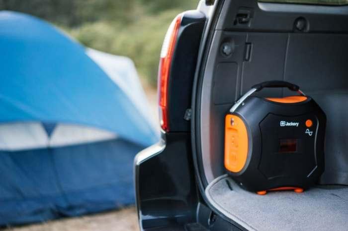 Аккумулятор для смартфонов, который прикурит и автомобиль.